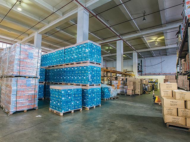 yoong meiJB Warehouse
