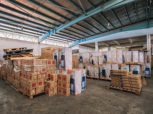 yoong meiKL Warehouse